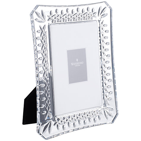 Buy Waterford Crystal Lismore Photo Frame Online at johnlewis.com