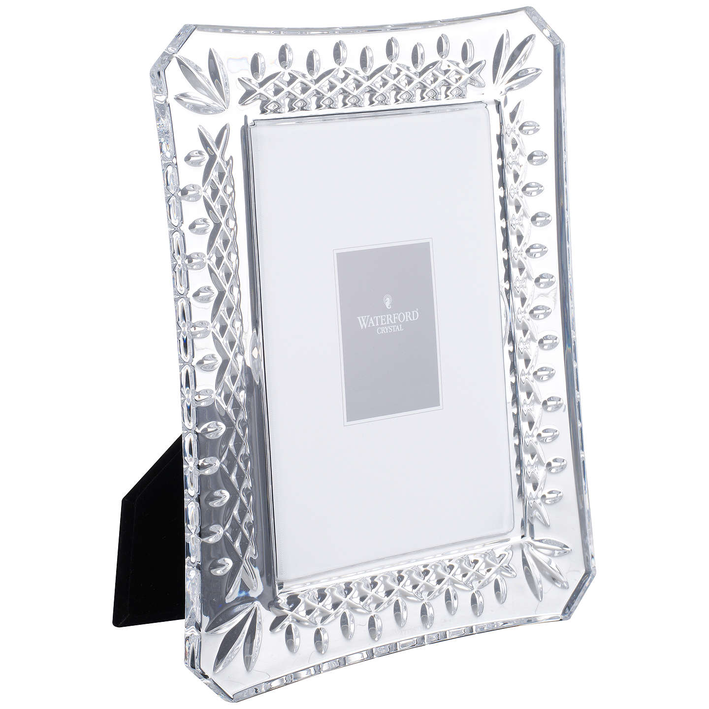 Waterford Crystal Lismore Photo Frame 5 X 7 10 15cm