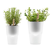 Buy Eva Solo Self Watering Herb Pots Online at johnlewis.com