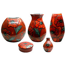 Buy Poole Pottery Poppyfield Decorative Accessories Online at johnlewis.com