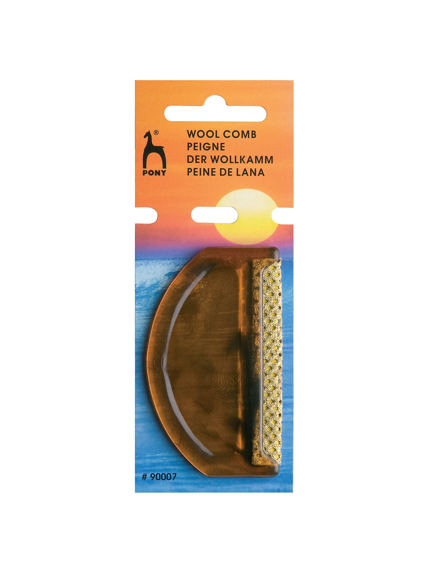 BuyPony Wool Comb Online at johnlewis.com