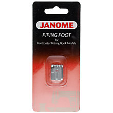 Buy Janome Piping Foot Online at johnlewis.com