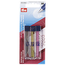 Buy Prym Cartridge Pencil Refills, 9mm Online at johnlewis.com