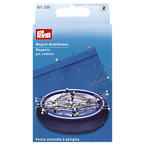 Buy Prym Magnetic Pin Cushion Online at johnlewis.com