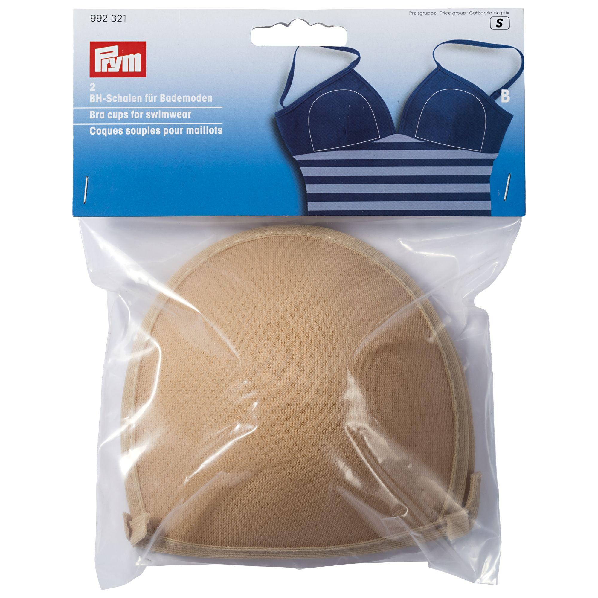 Prym Prym Bra Cups for Swimwear or Dresses