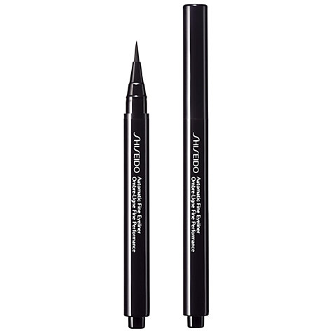 Buy Shisiedo Automatic Fine Eyeliner Online at johnlewis.com