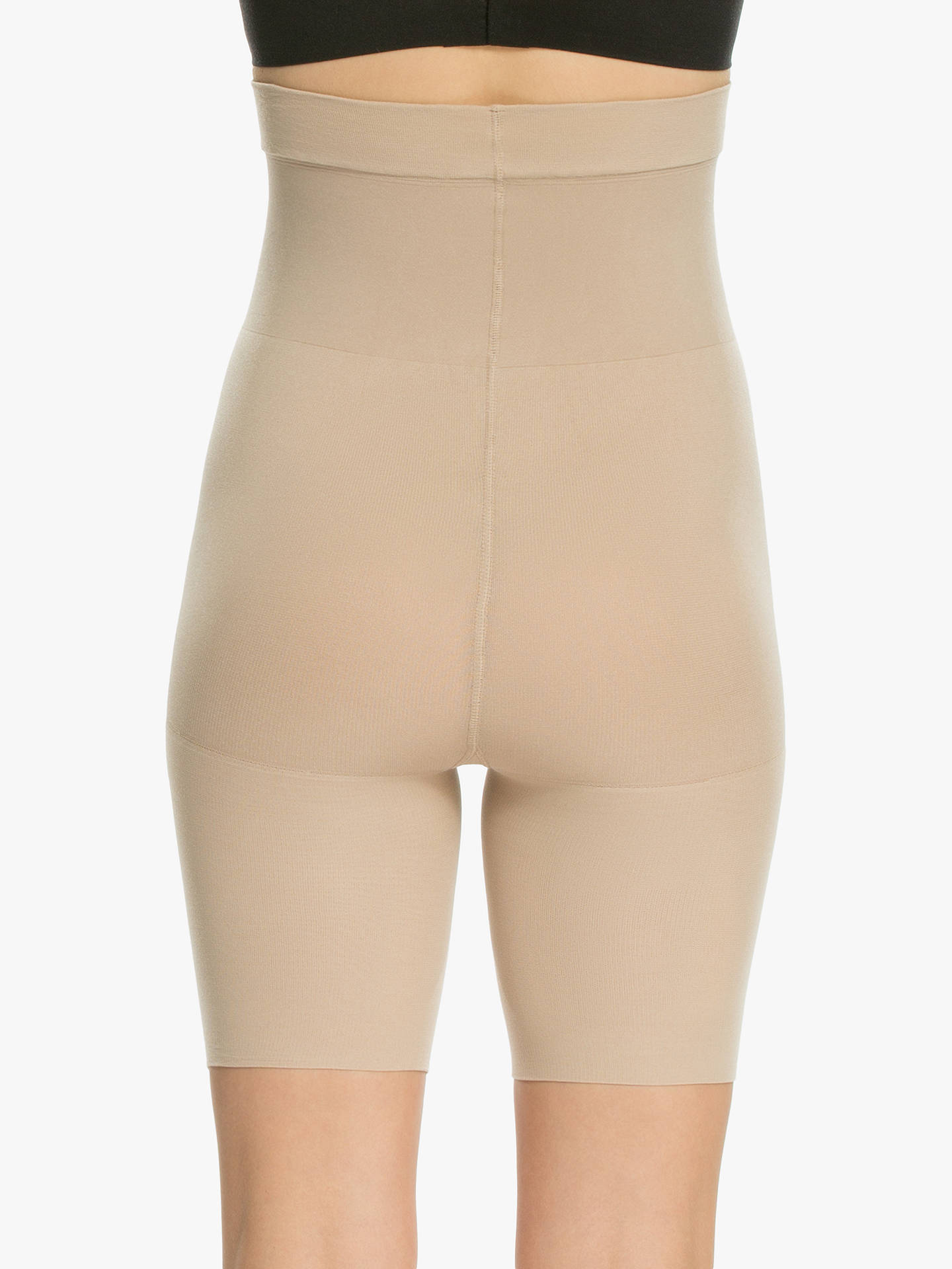 b234682505a ... Buy Spanx Power Mama Maternity Mid-Thigh Shaper Shorts