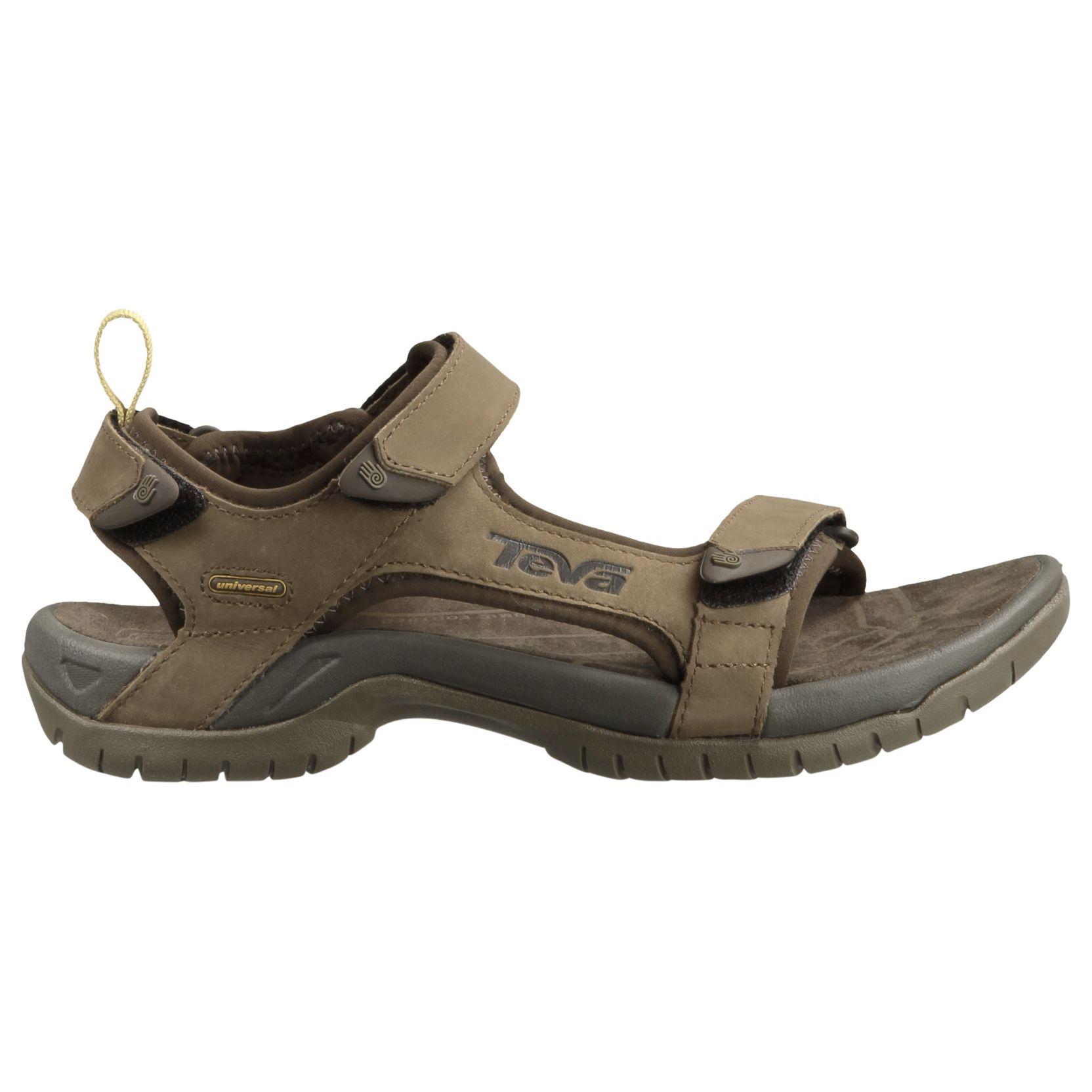 Teva Tanza Mens Sandals-Grey