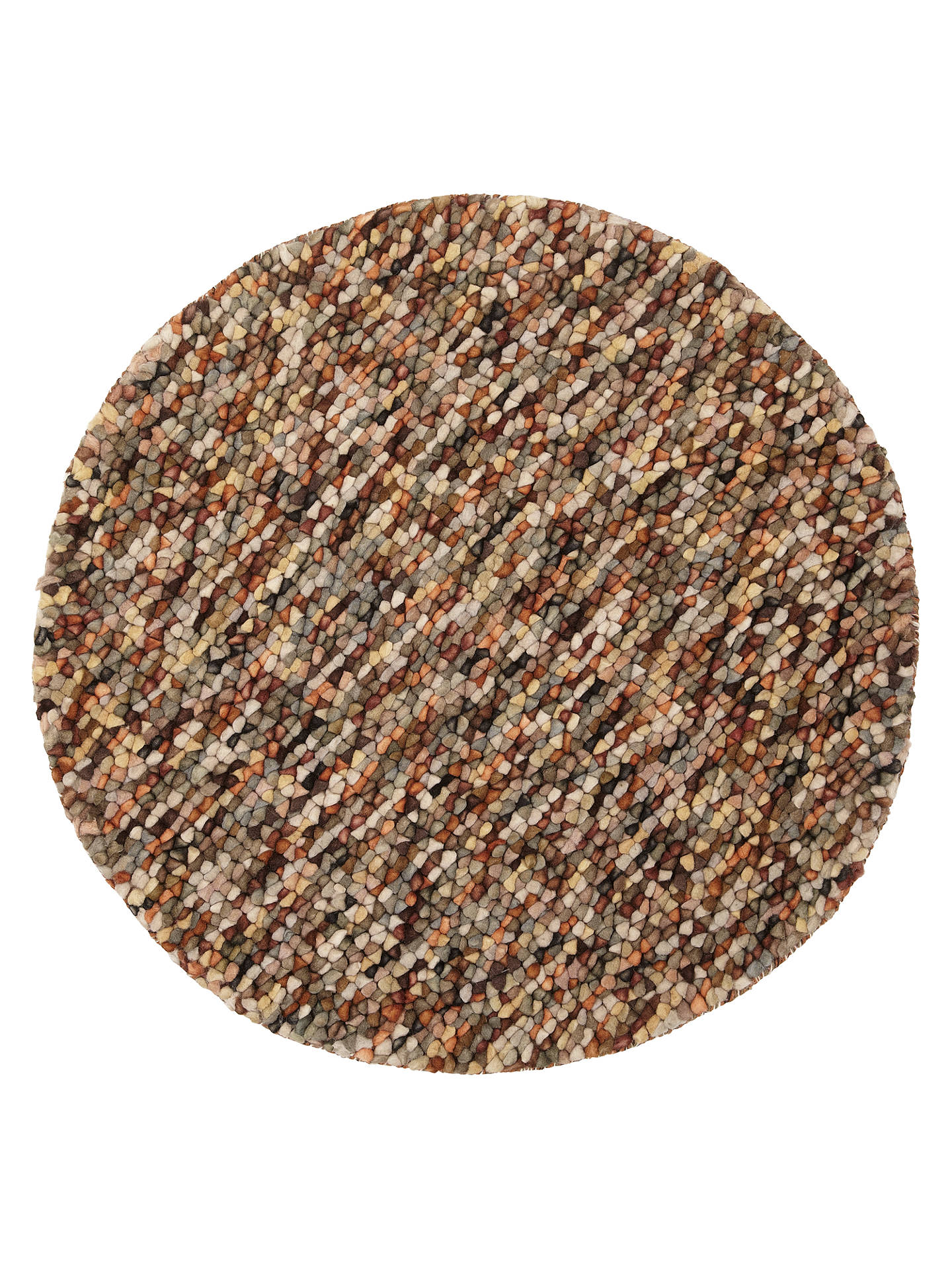 John Lewis Jelly Beans Round Rug At Partners
