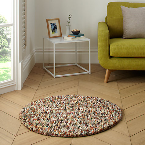John Lewis Jelly Beans Round Rug Online At Johnlewis Com
