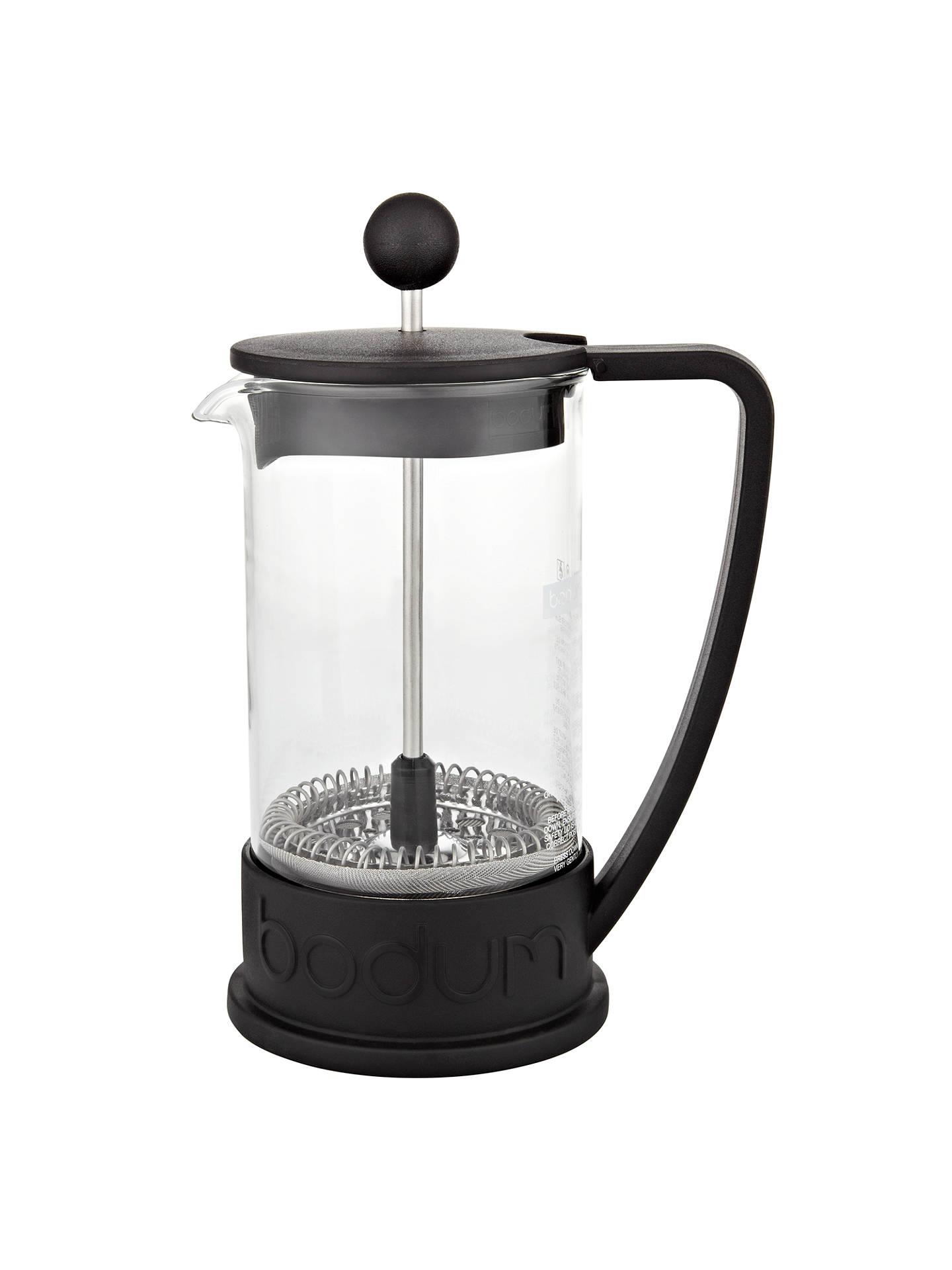 Bodum Brazil French Press Coffee Maker 3 Cup 350ml At John