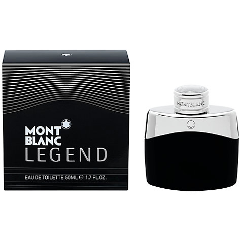 Buy Montblanc Legend Eau de Toilette Online at johnlewis.com
