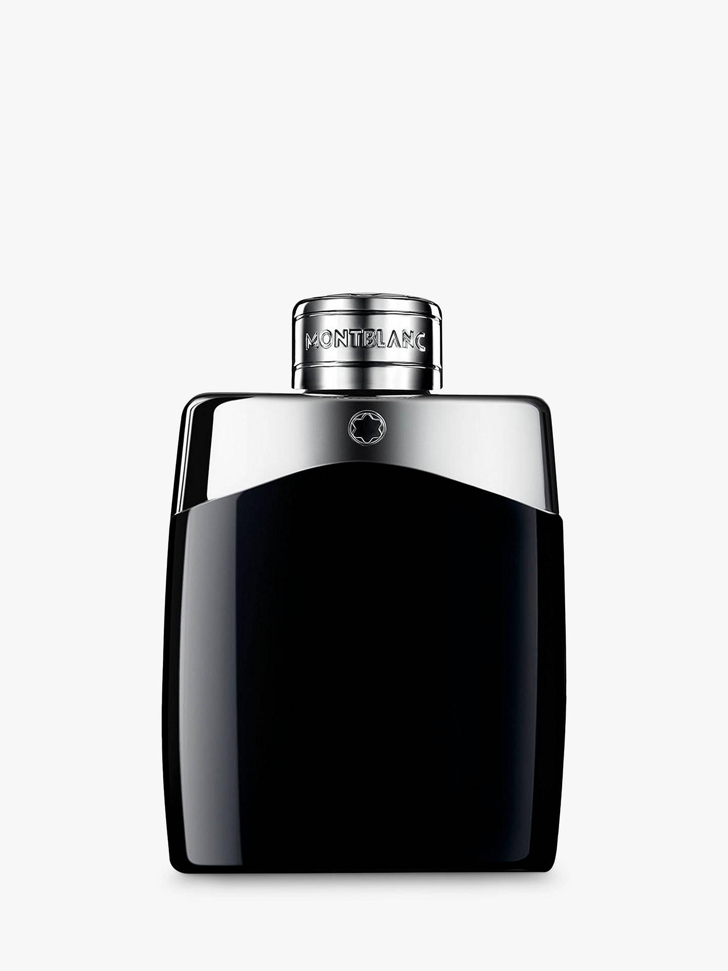 מודיעין Montblanc Legend Eau de Toilette at John Lewis & Partners ZQ-81