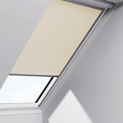 Buy velux blackout roller blinds john lewis for Velux window shades