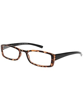 Magnif Eyes Unisex Ready Readers Illinois Glasses, Shell