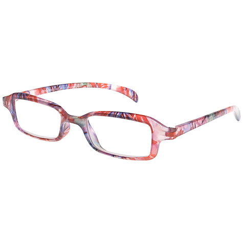 Buy Magnif Eyes Ready Readers Springfield Glasses, Pink Online at johnlewis.com