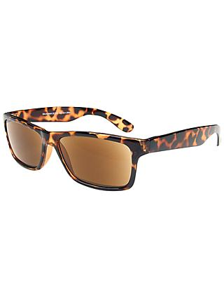 Magnif Eyes Savannah Unisex Ready Reader Sunglasses, Shell