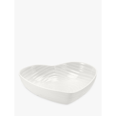Buy Sophie Conran for Portmeirion Heart Bowl Online at johnlewis.com