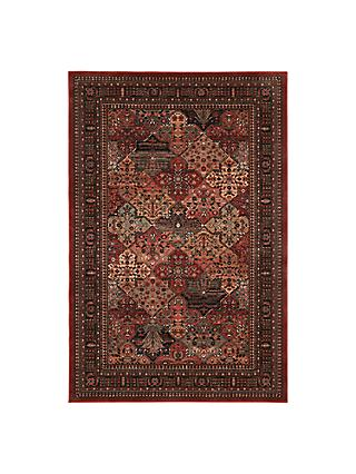Royal Heritage Imperial Baktian Rug Red L240 X W160cm