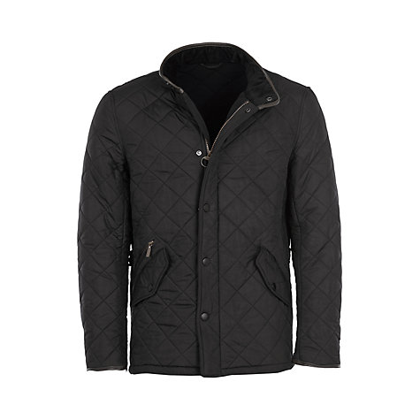 Buy Barbour Lifestyle Powell Quilted Jacket Online at johnlewis.com