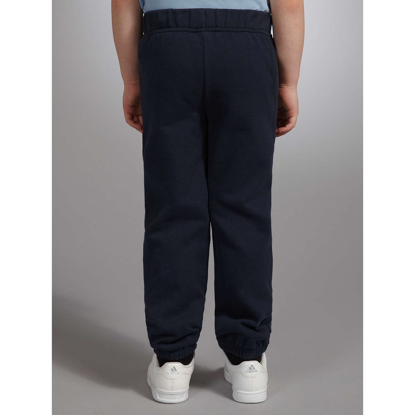 BuyJohn Lewis School Jogging Bottoms, Navy, 3-4 years Online at johnlewis.com