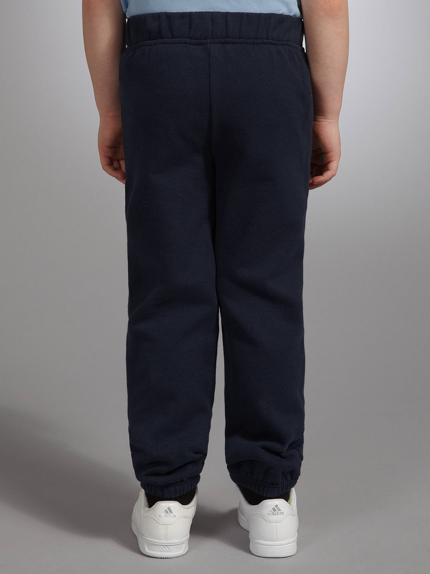 BuyJohn Lewis & Partners School Jogging Bottoms, Navy, 3-4 years Online at johnlewis.com
