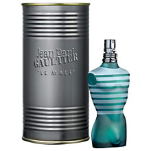 Buy Jean Paul Gaultier Le Male Eau de Toilette Online at johnlewis.com
