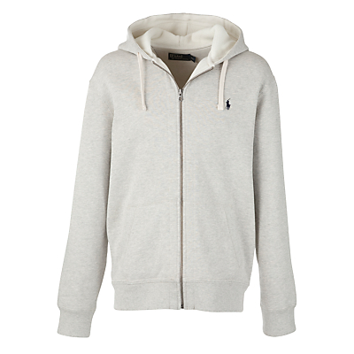 Polo Ralph Lauren Full Zip Cotton Hoodie