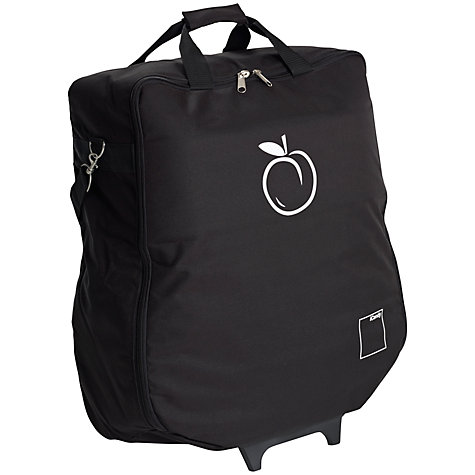 Buy iCandy Peach 2/3 Pushchair Travel Bag, Black Online at johnlewis.com