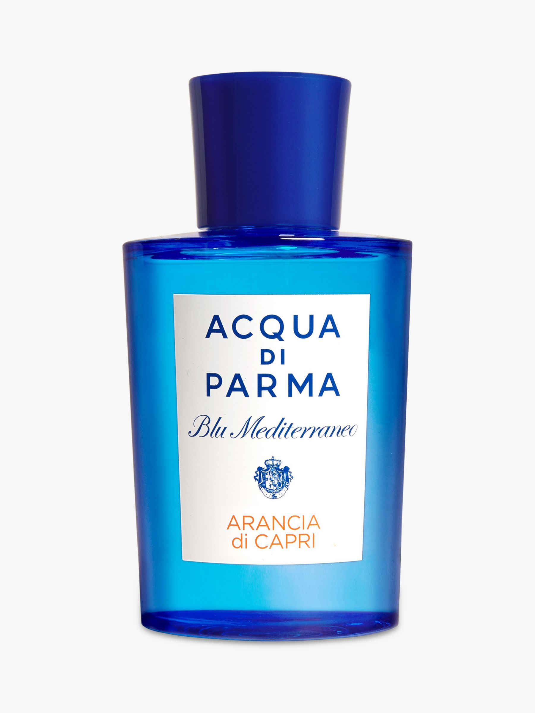 Buy Acqua di Parma Blu Mediterraneo Arancia di Capri Eau de Toilette Spray, 75ml Online at johnlewis.com