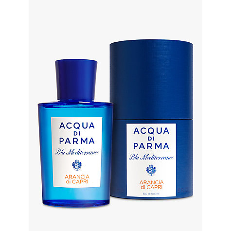 Buy Acqua di Parma Blu Mediterraneo Arancia di Capri Eau de Toilette Spray Online at johnlewis.com