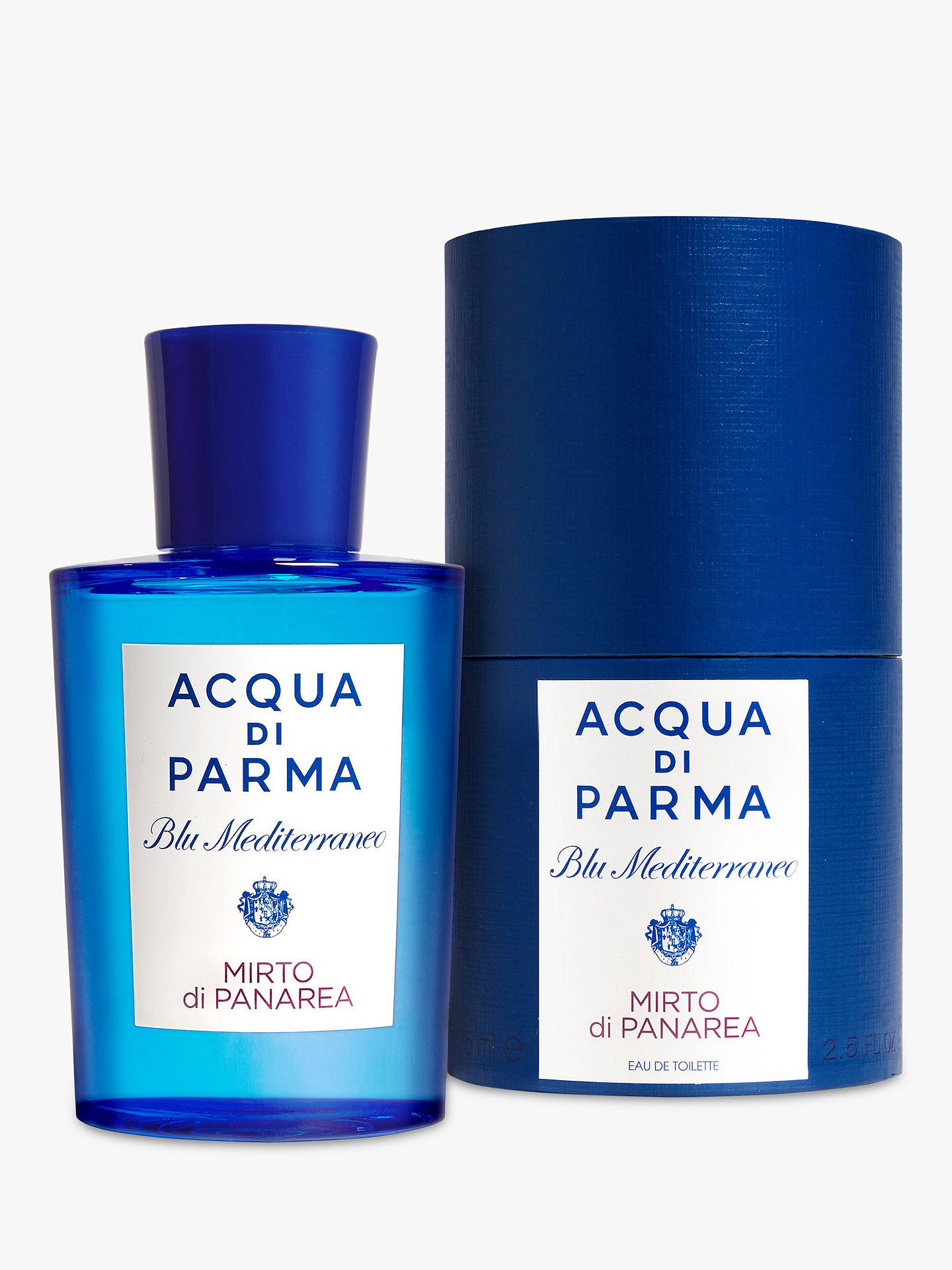 Buy Acqua di Parma Blu Mediterraneo Mirto di Panarea Eau de Toilette Spray, 150ml Online at johnlewis.com
