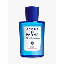 Buy Acqua di Parma Blu Mediterraneo Fico di Amalfi Eau de Toilette Spray Online at johnlewis.com