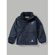 Buy St Vincent's Catholic Primary School Jacket, Navy Online at johnlewis.com