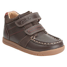 Buy Clarks Crazy Dig Shoes, Brown Online at johnlewis.com