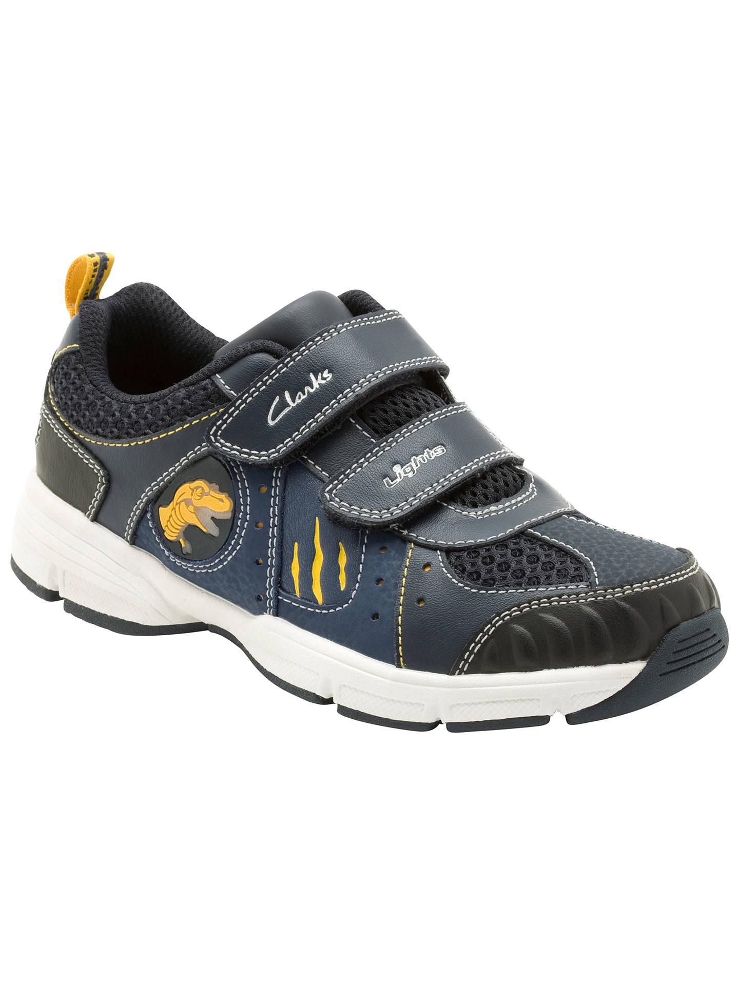 nett Clarks Rexy Stomp Shoes, Blue at John Lewis & Partners  liefert