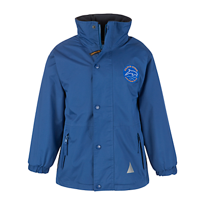 Product photo of Dolphin school jacket blue