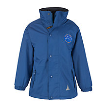 Buy Dolphin School Jacket, Blue Online at johnlewis.com