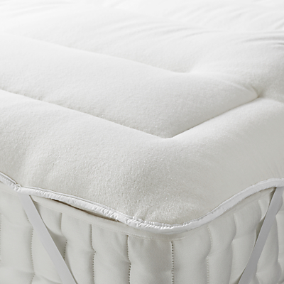Devon Duvets British Wool Mattress Toppers