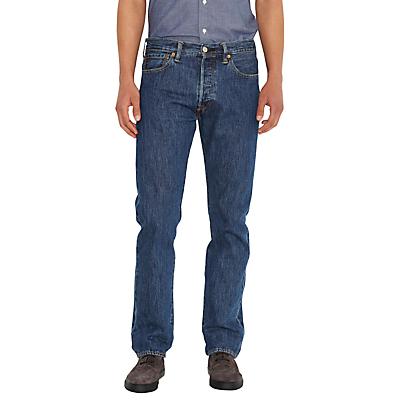 Levis 501 Original Straight Jeans Stonewash