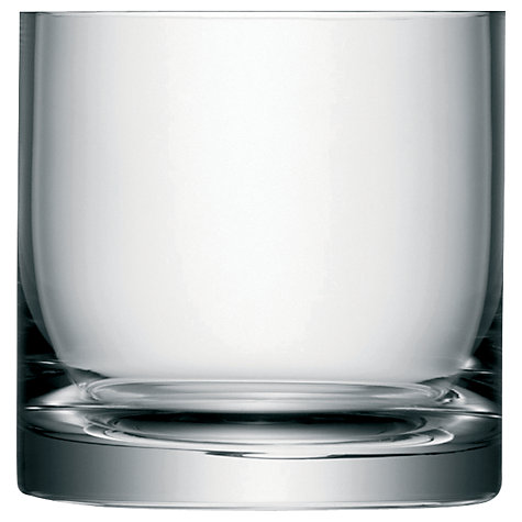 Buy LSA International Flower Column Vase, H12cm Online at johnlewis.com