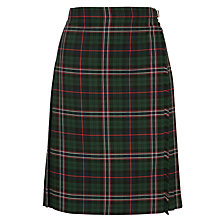 Buy Albyn School Girls' Kilt, Multi Online at johnlewis.com