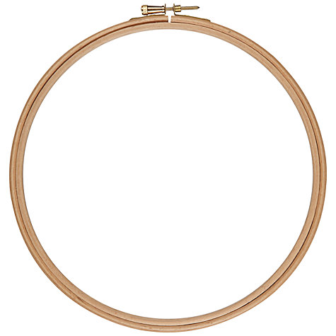 Buy Embroidery Hoop | John Lewis