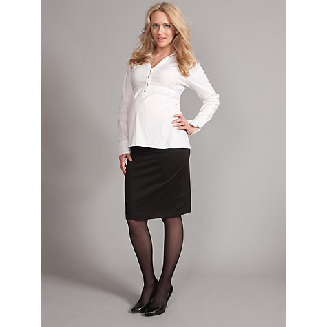 Buy Séraphine 40 Denier Opaque Maternity Tights Online at johnlewis.com