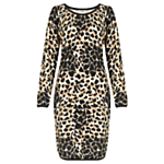 Somerset by Alice Temperley Knitted Dress, Natural £99