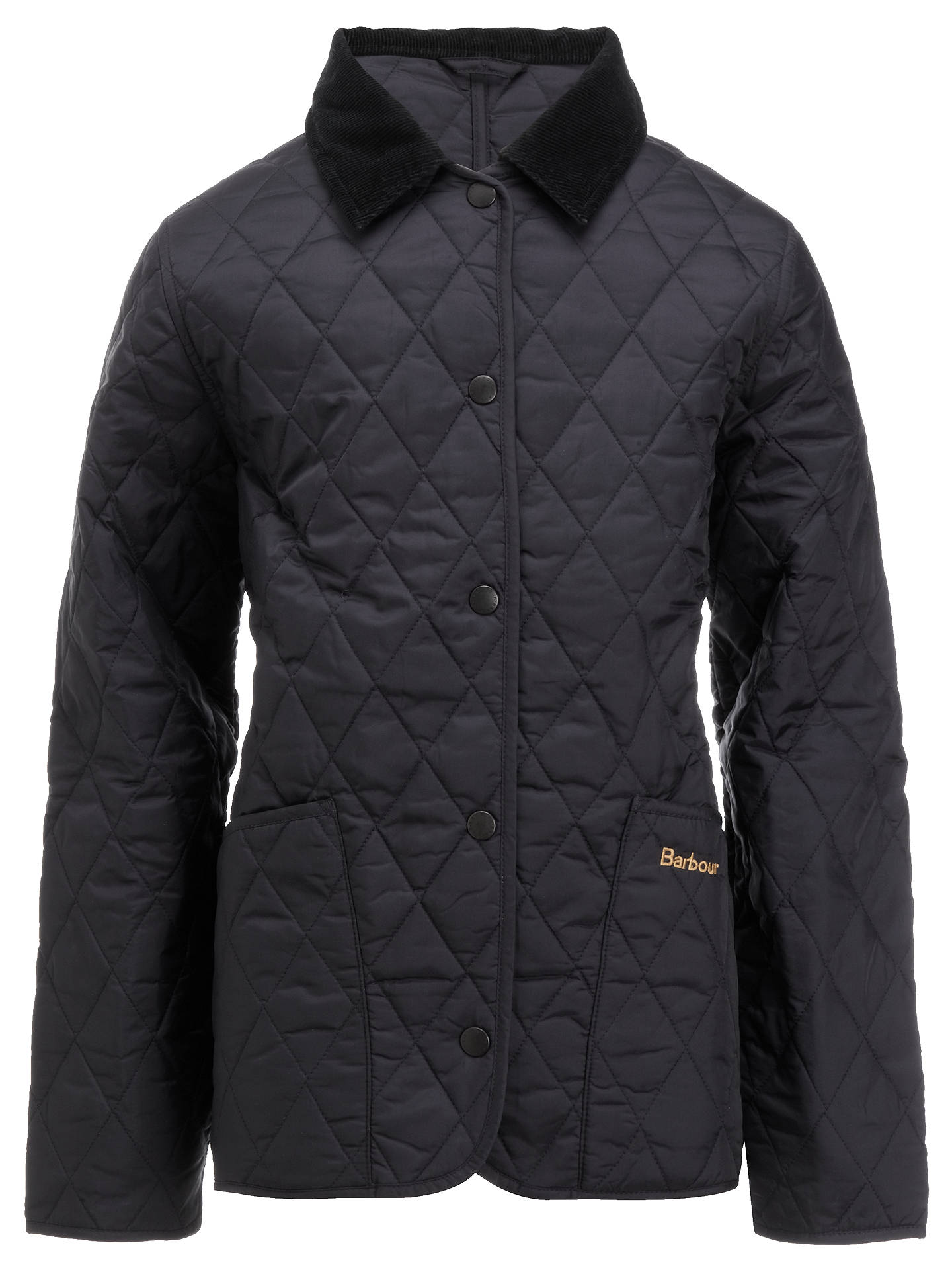 Barbour Girls Liddesdale Quilted Jacket At John Lewis Partners