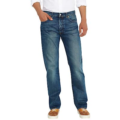 Levis 501 Original Straight Jeans Hook