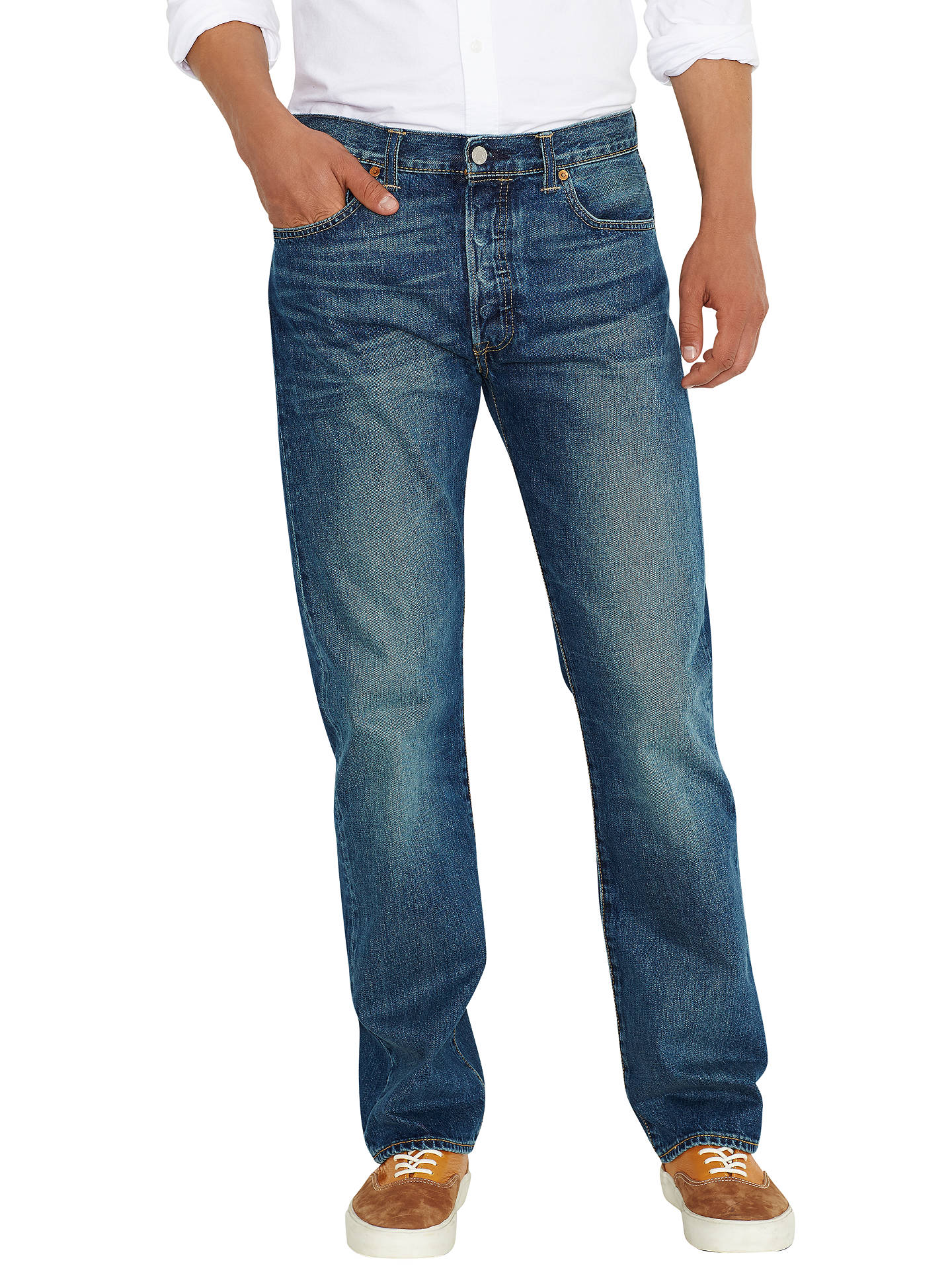 super popular 1c534 58005 Levi's 501 Original Straight Jeans, Hook