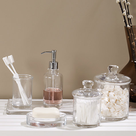 Buy Croft Collection Glass Containers Online at johnlewis.com