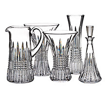 Buy Waterford Crystal Lismore Diamond 60th Anniversary Glassware Online at johnlewis.com